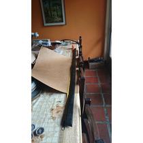 Borrachão Parachoque Traseiro Chevette 80-82 Original Friso