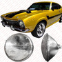 Farol Sealed Beam 180mm Fusca Chevette Maverick Opala Corcel