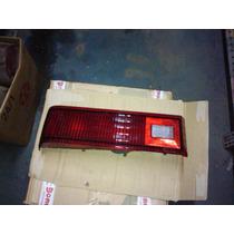 Lanterna Traseira Opala 80 A 82 Vermelha