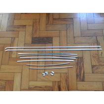 Jogo Friso Janela Aluminio Passat 2 Portas Todos Completo