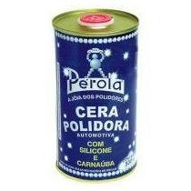 Cera Polidora Para Inox Perola 500 Ml Puli Encera Da Brilho