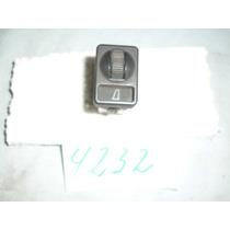Botão Dimer - Controle Luz Painel Escort Europeu Sapão 4232