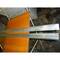 Corcel 2 Belina Ll Soleira Porta Aluminio Usada Original Par