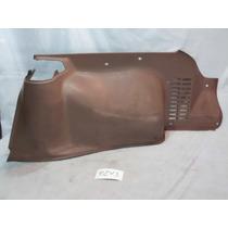 Forro Lateral Porta-malas Escort - Marrom - Ref 4243