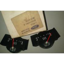 Marcador Comb. F100, F600, F1000 Bem Antiga Novo E Original