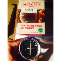 Amperimetro Universal 60 Amperes 52 Milimetros Sem Iluminaçã