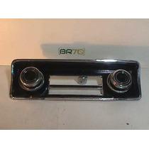 Maverick V8, Ford, Moldura E Knob´s Para Radio Original.