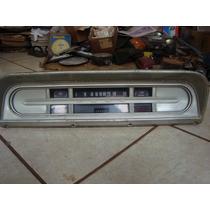 F100 - Painel De Instrumentos Completo Original Ford F1000