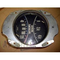 Marcador De Temperatura E Combustível Aero Itamaraty Preto