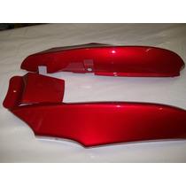 Carenagem Traseira Rabeta Dafra Speed 150 Cor Vermelha