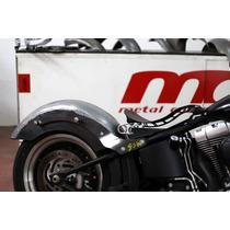 Kit Paralama + Espadas P/ Harley Davidson Fatboy Softail