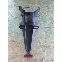 Paralama Traseiro Placa Kawasaki Ninja 250 Complet Original