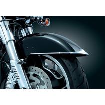 Acessório P/ Harley Friso Cromo Para-lama Switchback Street