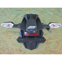 Paralama Traseiro Ninja 300 Origina Kawasaki Completo