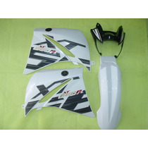 Kit Carenagem Xt660 Branca 2015 Speed China