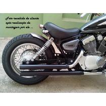 Paralama Para Lama Artesanal Moto Bobber Triciclo 150x40cm