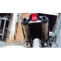 Eliminador De Paralama Yamaha Xt660