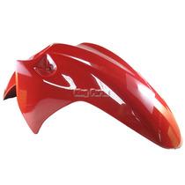 Paralama Dianteiro Vermelho Sportive - Honda Cb 300r 2009 10