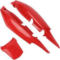Rabeta Completa Sportive Fan 125 Ks 2011 A 2012 - Vermelho