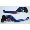 Manete C/ Regulagem Azul Titan125/150 Fan125/150 Lona (4206)