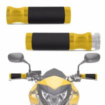 Manopla Moto Esportiva Universal Evolution Racing Hornet Cbr