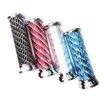 Manopla Aluminio Yess Com Roldana Para Motos