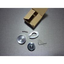 Relógio De Guidão | Moto | Custom | Chopper | Cromado