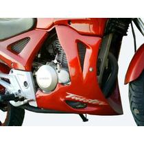 Spoiler Alongado Para Motor Twister - Até Ano 2006.
