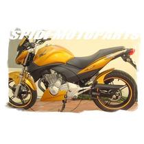 Spoiler Motor Honda Cb300r Cb 300r Gel Primer / Preto Fosco