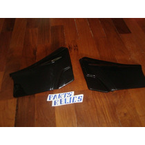 Tampas Laterais Honda Xl 125 Ou Xls 125 Preta Zero