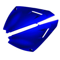 Tampa Lateral Xtz 125 Azul 2003 A 2012