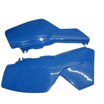 Yamaha Dt 200 - Lateral (par) Azul Preta Branca