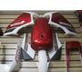 Kit De Pintura Cbx750 Galo Carenagem/tanque/lateral S/ Troca
