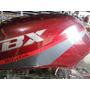 Tanque Cbx Aero Vermelha
