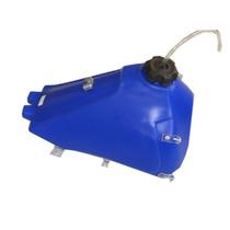 Tanque Plástico Para Xtz 125- 10,5 Lts Azul / Gilimoto