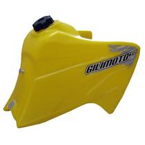 Tanque Plástico Tornado Anmarelo - Pró 14,5 L / Gilimoto