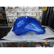 Tanque Titan 150 Azul 2014 Novo Original