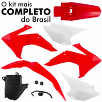 Kit Plástico Crf 230 2015 Red
