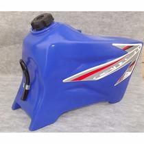 Tanque Combustível Yamaha Xtz250 Lander 20 Lts Azul