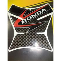 Honda Nxr Bros Todos Os Anos- Protetor Tanque