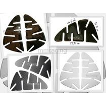 Kit Protetor Lateral Tanque Knee Pads Honda Titan 150 Cb300r