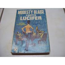Modesty Blaise Contra Lúcifer - Peter O