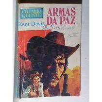 Livro - Bolso - Chumbo Quente Nº106 - Armas Da Paz(usado) $