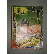 Livro Interpol - Polícia Internacional