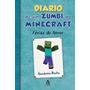Livro Diário De Um Zumbi Do Minecraft - Férias Do Terror