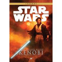 Star Wars Kenobi Livro John Jackson Miller