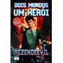 Livro Dois Mundos. Um Herói. Rezendeevil Minecraft Youtube