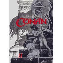 Livro Conan O Cimério Volume 2 Robert E. Howard Novo Raro