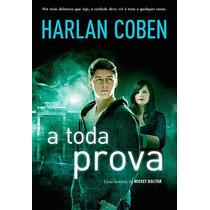 Livro A Toda Prova - Harlan Coben - Lacrado - Português