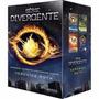 Livro Box Divergente Quatro Livros Veronica Roth Novo